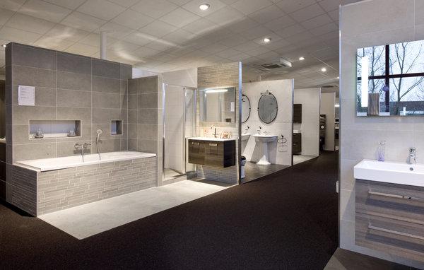 Grootste badkamer showroom brabant